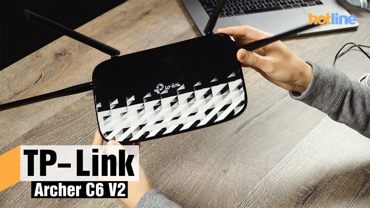 TP Link Archer C6 V2 — экспресс-обзор роутера