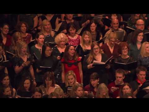 London City Voices sing Christmas In LA