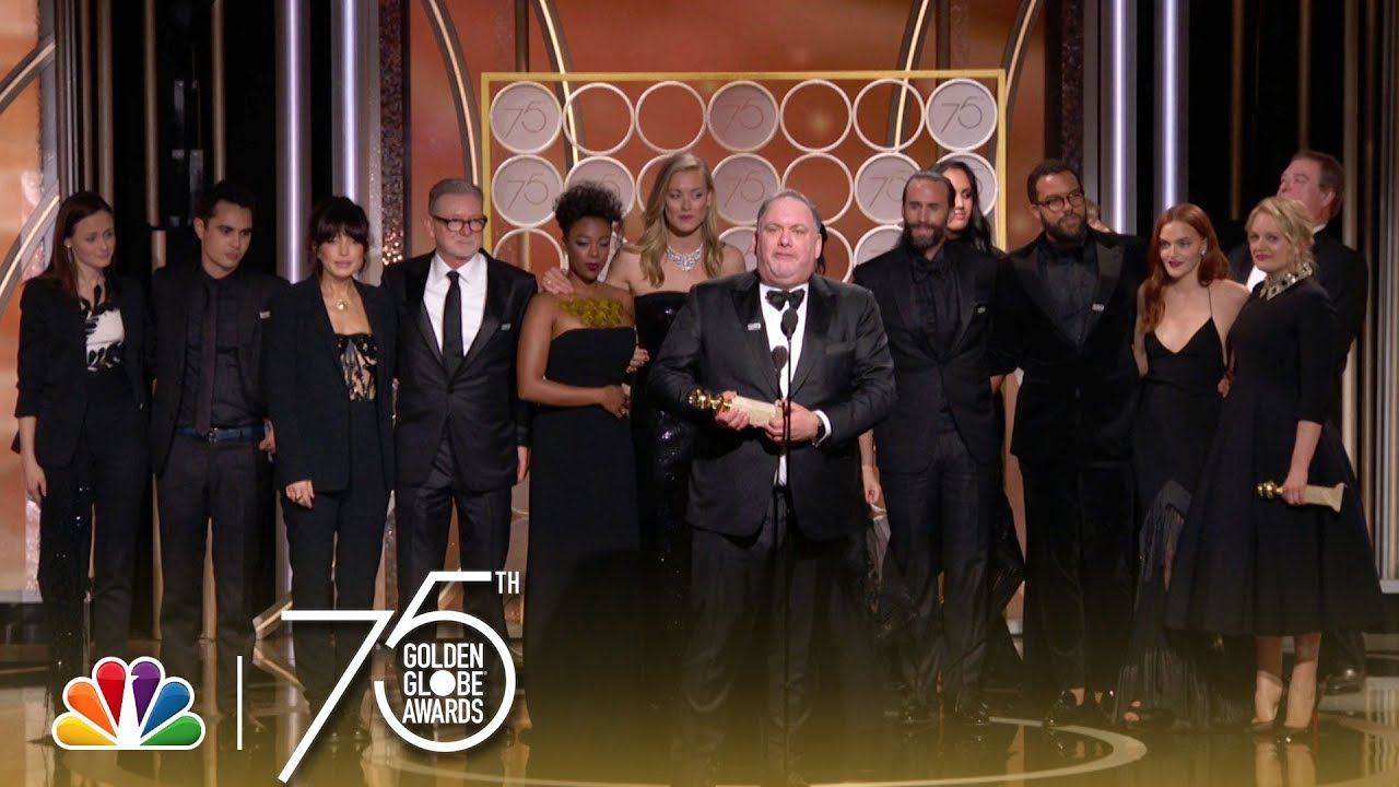 The Handmaid's Tale Wins Best TV Series, Drama at the 2018 Golden Globes