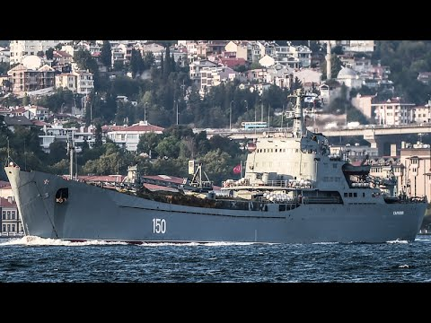 Pressure Builds on Russia's Shipbuilders