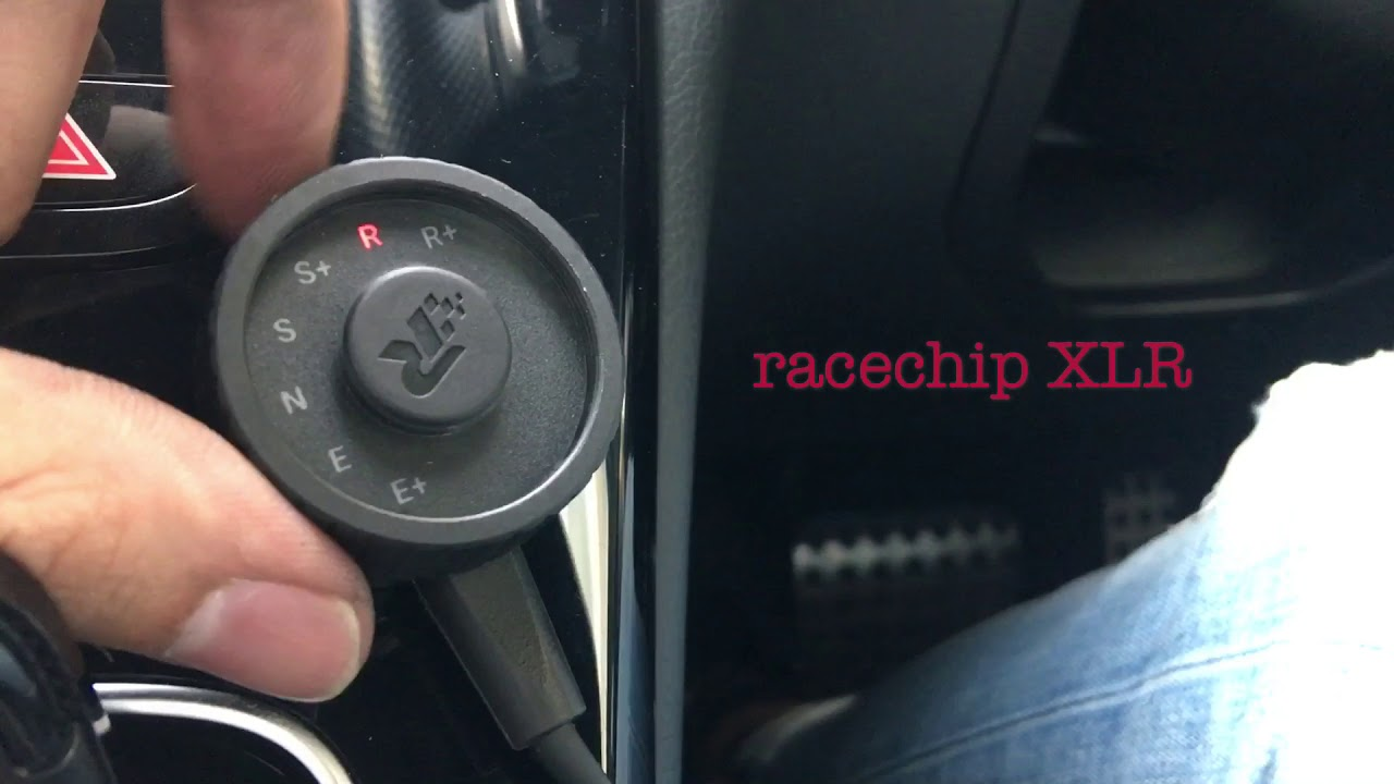 Benz C250 แรงแบบสั่งได้ด้วย Racechip XLR