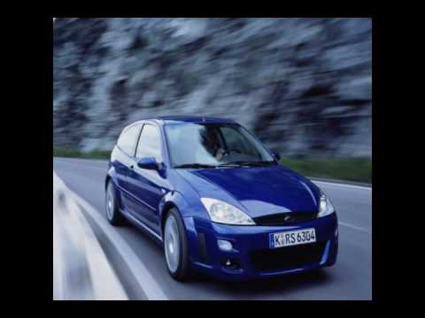 2002 Ford Focus Rs Youtube