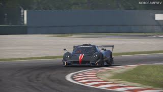 Project CARS [PC] - Pagani Zonda Revolucion at Imola Gameplay