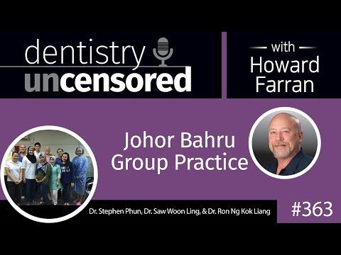 363 Johor Bahru Group Practice with Steven Phun, Saw Woon Ling, and Ron Ng Kok Liang