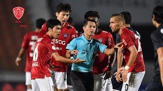 ไฮไลท์ไทยลีกนัดที่ 11 ระหว่าง สุพรรณบุรีฯ 0 - 0 เอสซีจีเมืองทองฯ