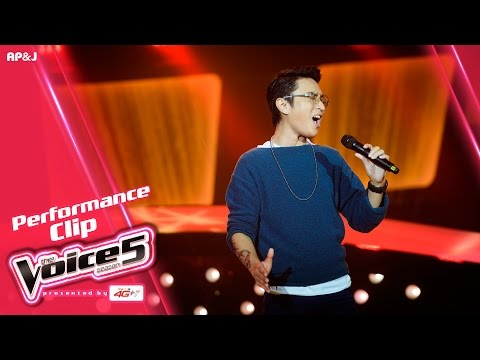 The Voice Thailand - ป๊อป ณัฐนท - Rehab - 18 Sep 2016