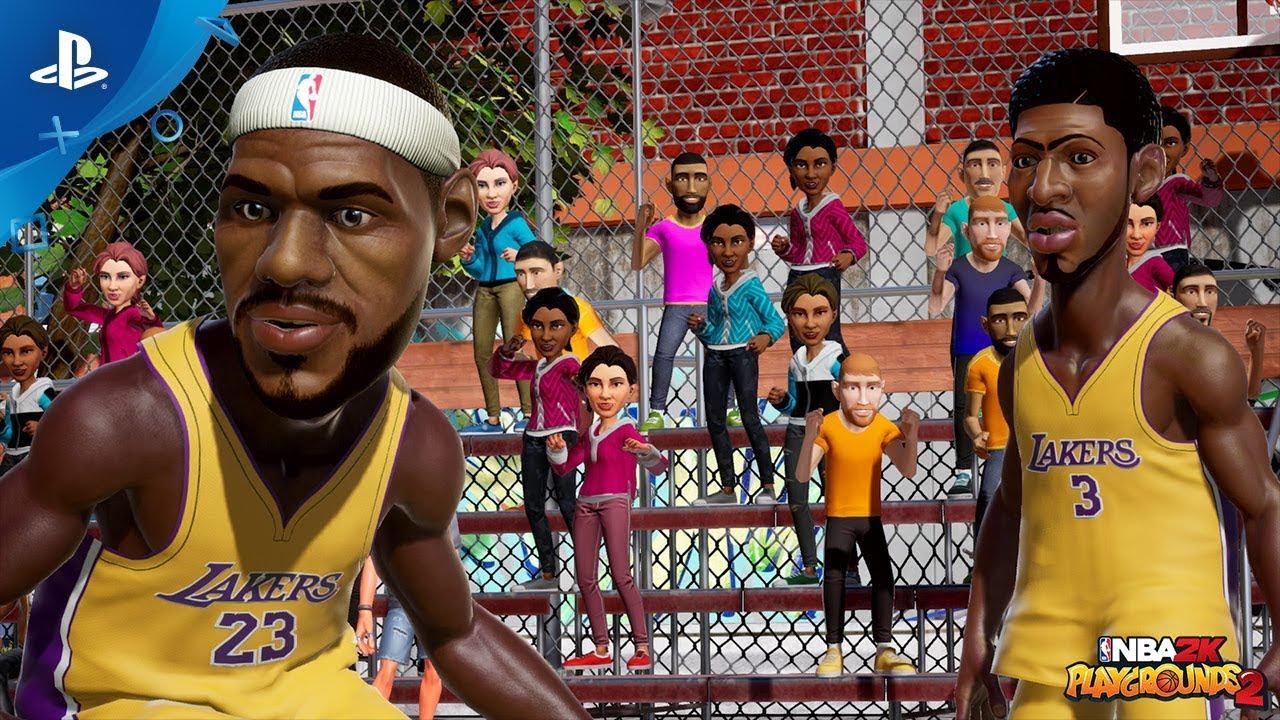 NBA 2K Playgrounds 2 - New Season Update | PS4