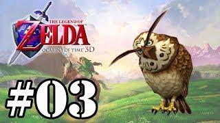 Let's Play : Zelda Ocarina of Time 3D - Parte 3