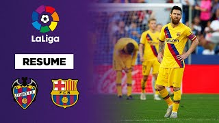 Liga - Trop facile, le Barça a craqué à Levante !