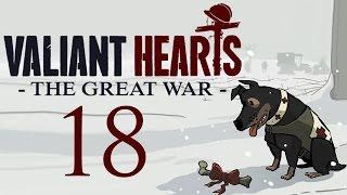 Valiant Hearts: The Great War - Прохождение игры на русском [#18] Вобекур и Атака шмеля