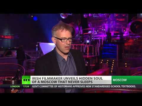 Hidden Soul: Irish filmmaker unveils Moscow that never sleeps