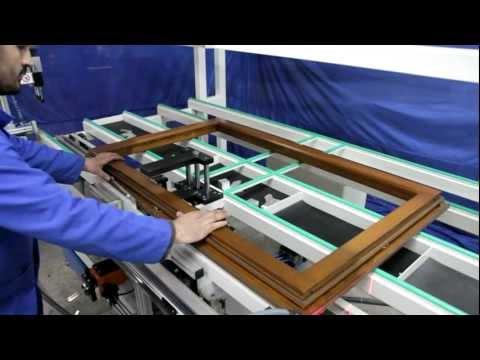 Ws 131w Sash Amp Frame Assembly Workstation Wood Version