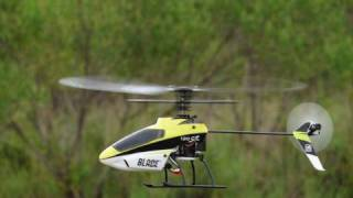 Blade 120 SR Heli Advanced Swash Plate Setup and Maiden Flight