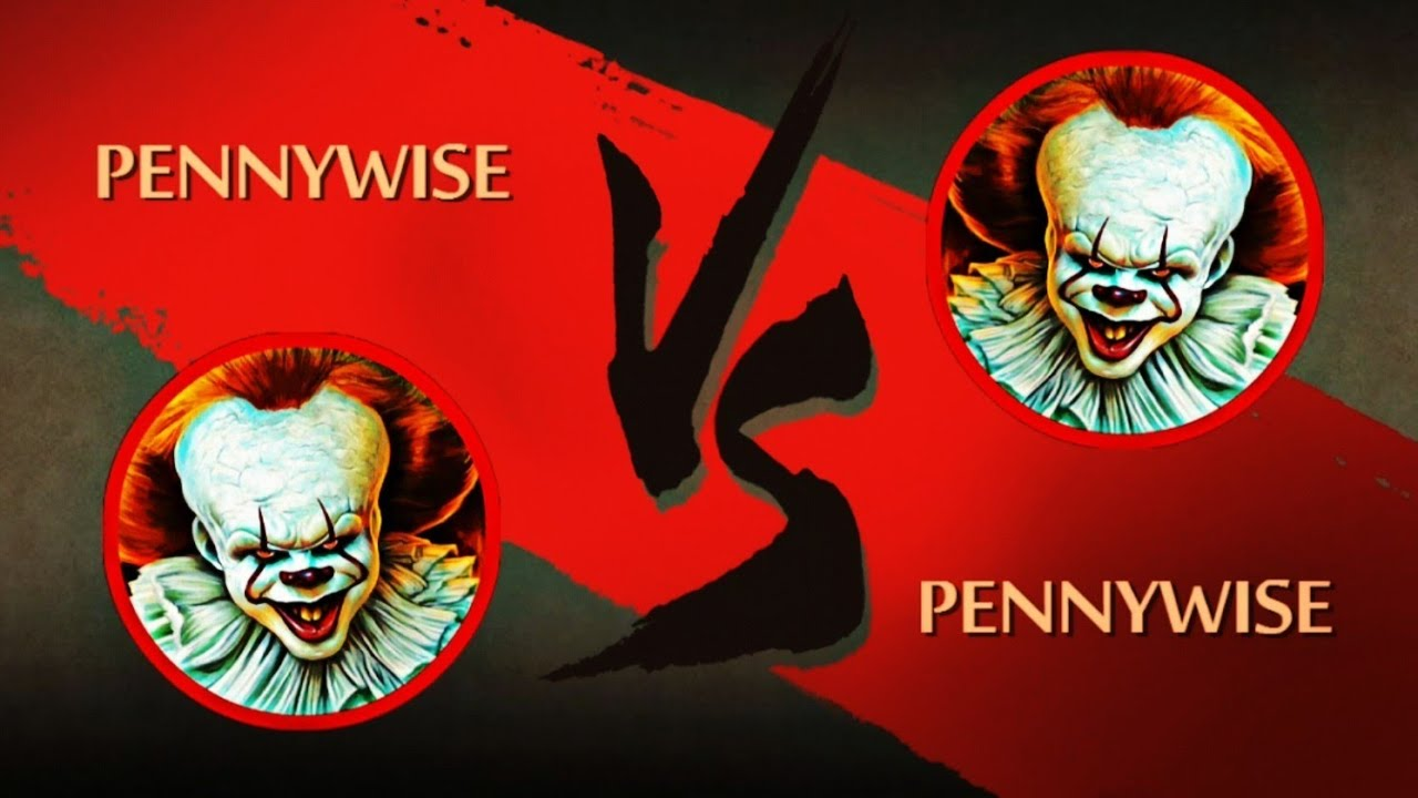 Download Shadow Fight 2 Pennywise vs Pennywise (The Dancing Clown)