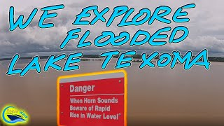 Texoma Flood 2015 - Rogue Wave Ep1