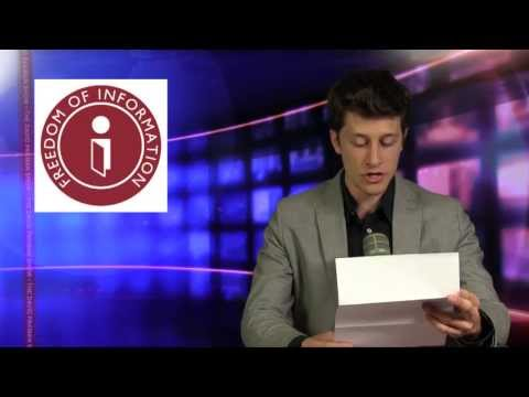 David Opens FOIA Response from FBI