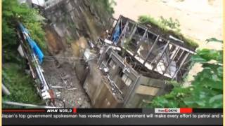 *Breaking News* Levee Breaks Outside Tokyo-Rescue Efforts Underway