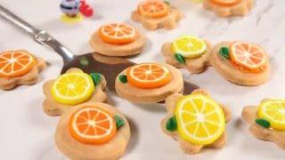 מתכוני סוגת: עוגיות מעוצבות עם בצק סוכר