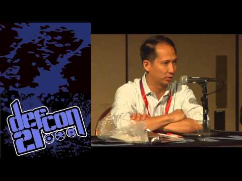 DEF CON 21 - Panel - Meet the VCs