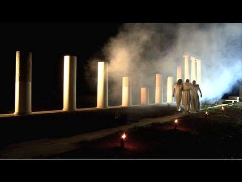 Epidaurus. Deutsche Dialoge