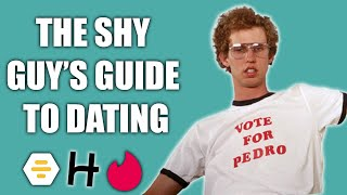 The Best Online Dating Sites For Shy Guys