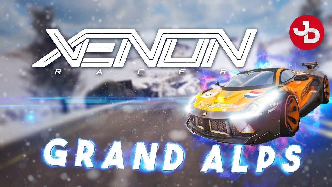 Xenon Racer Grand Alps Bilgisayar Oyununu İndir
