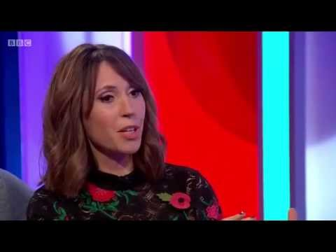 Cheryl : Interview (BBC The One Show 2016)