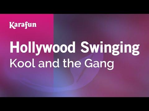 Karaoke Hollywood Swinging - Kool And The Gang *