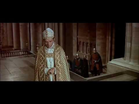 Richard Burton's BECKET   Deus in adjutorium meum intende