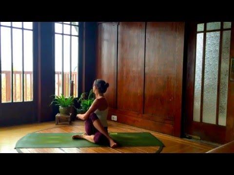 Mandala Vinyāsa ~ Circular Yoga Flow 1