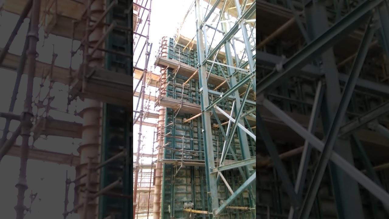 HBK contracting company Qatar china wall shutter(6)