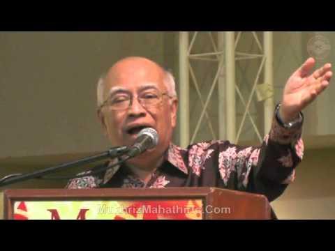 Kisah 6 Perdana Menteri Malaysia - Sanusi Junid