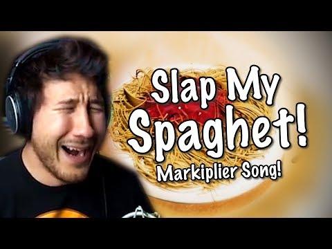 """SLAP MY SPAGHET!"" (Markiplier Remix) | Song by Endigo"