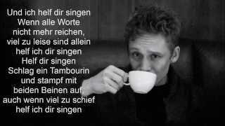 Matthias Schweighöfer - Fliegen (mit Text)