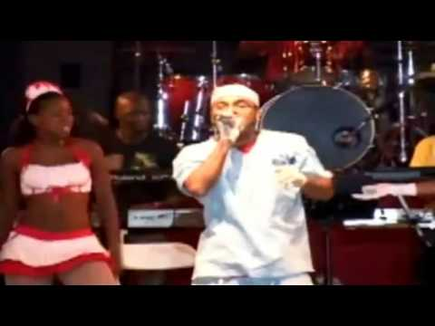 Ricardo Drue   Addicting, Live! Antigua Carnival 2011