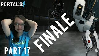 Let's Play Portal 2 Part 17 (FINALE) | THE FINAL FACE OFF
