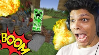 my minecraft house EXPLODED (part 17)