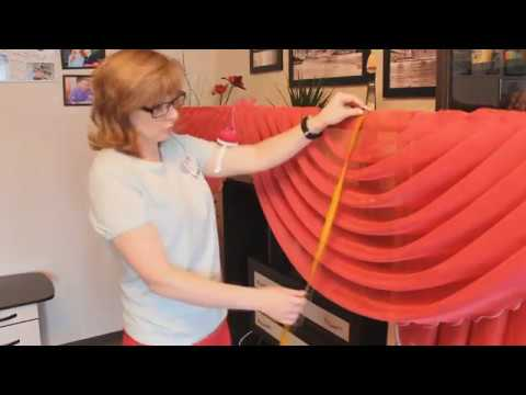 Схемы пошива штор своими руками
