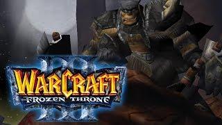 Warcraft III: The Frozen Throne - Kampania Rexxara -  ŁOWY ROZPOCZĘTE ⚔️ eXtra klasyka ⚔️ - Na żywo