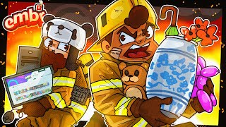 The absolute WORST firefighters of all time - EMBR