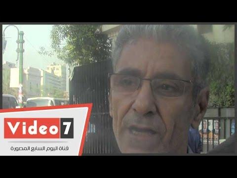 اليوم السابع : مواطن يطالب المسئولين بحل أزمة الزحام المرورى