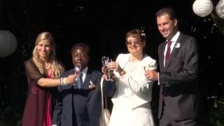 Extrait de Mariage de Esther et Victor - Bruxelles 06 août 2016