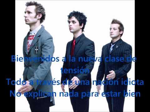 Green Day- American Idiot (Subtitulada en Español)