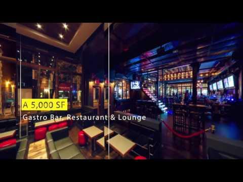 Iron Bar & Lounge New York City