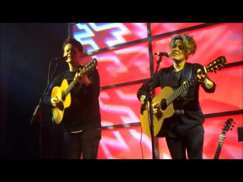 Amy Wadge with Luke Jackson - Thinking Out Loud @ Stanley Halls, South Norwood, London 10/02/17
