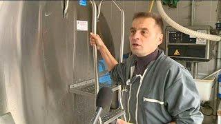 Renneville (27) : une ferme laitière engagée dans la limitation des gaz à effet de serre