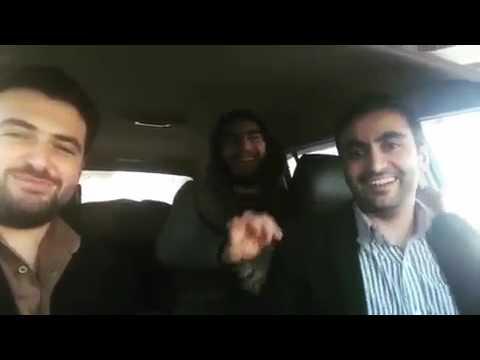 Ինչպես է Միհրան Հարությունյանը հայկական ուրախ երգ կատարում
