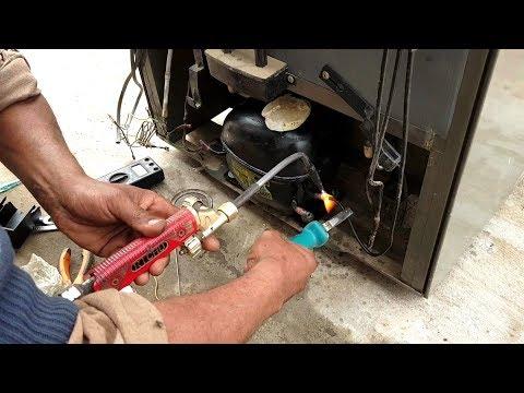 How To Repair Refrigrator,Fridge in Hindi Urdu