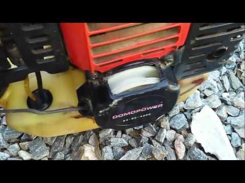 Truco De Encendido Desmalezadora Desbrozadora Guaraña Brush Cutter Trick Of Ignition Brush Cutter thumbnail