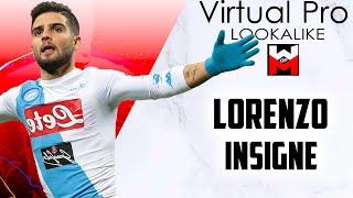 FIFA 20 | VIRTUAL PRO LOOKALIKE TUTORIAL - Lorenzo Insigne